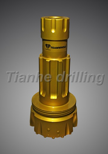 Weather Resistant Down Hole Hammer Drill Bits Forging Processing Type