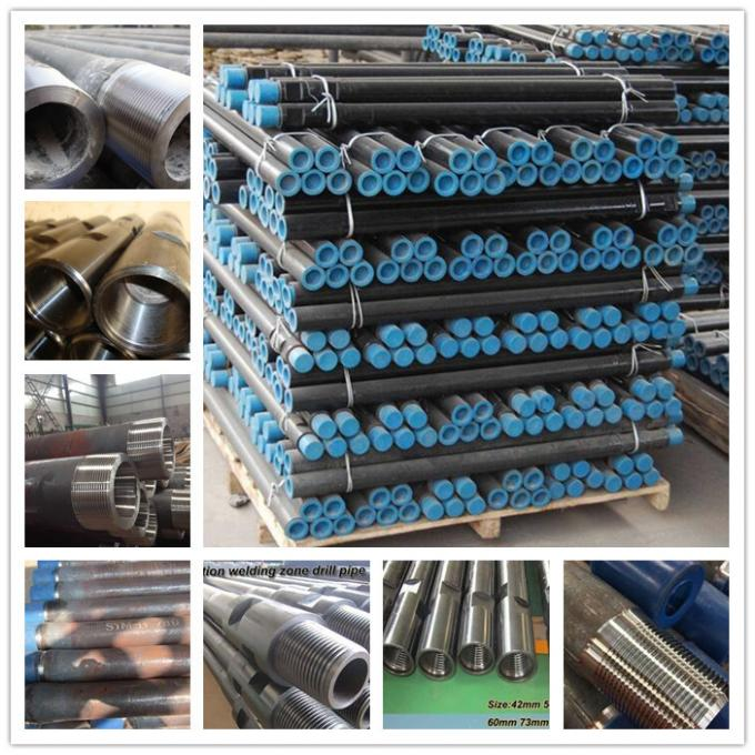 Manufaturer dth drill pipes for wholesales