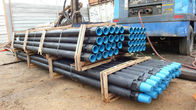 API Standard Well Drilling Pipe , Custom Diameter Rock Drill Accessories