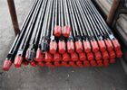 China API IF BECO Thread Dth Drill Pipe For Geothermal / Water Well Drilling 76MM Diameter factory