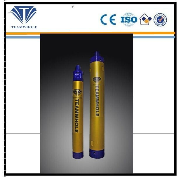 Deep Hole Drilling DTH Drilling Tools 20-100m Depth TS Series DTH Hammer