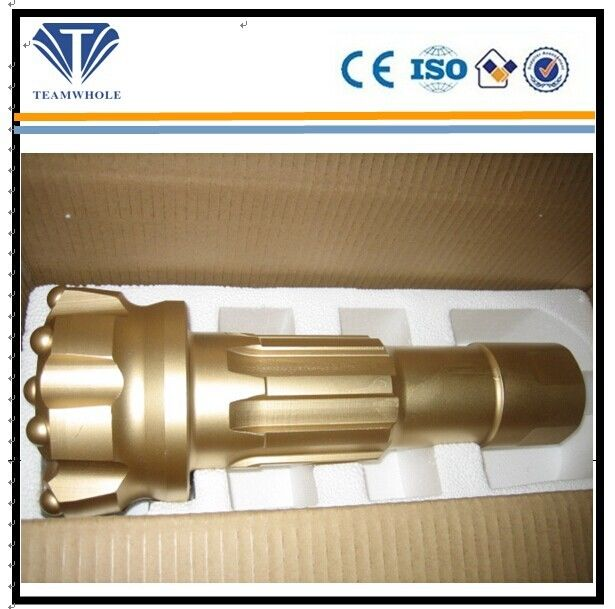 Advanced 165mm Diameter DTH Hammers And Bits , DHD360 Water Drilling Tools