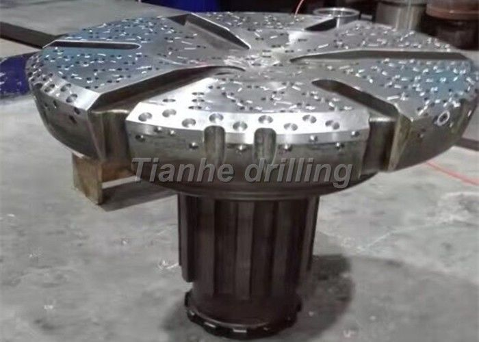 Large Hole Piling Drilling Down Hole Hammer Drill Bits TH28-1000MM Diameter