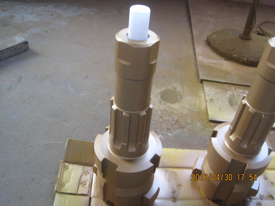 Simple Operation 377mm OD Overburden Drilling Systems Open / Close  Flexible