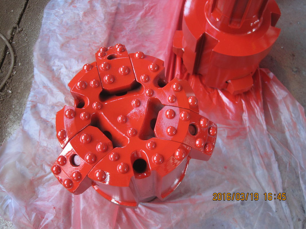 Reliable Concentric Overburden Drilling Systems OD 508mm Strong Carbides Material