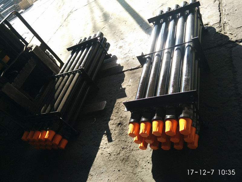 Down The Hole Drill Steel Pipe High Fatigue Strength Long Service Life