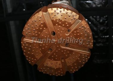 China 305mm-1000mm Holes Sandvik Drill Bits , Different Face Type DTH Button Bits distributor